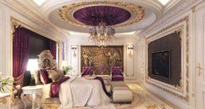 ایده های جالب در طراحی داخلی اتاق خواب دونفره
