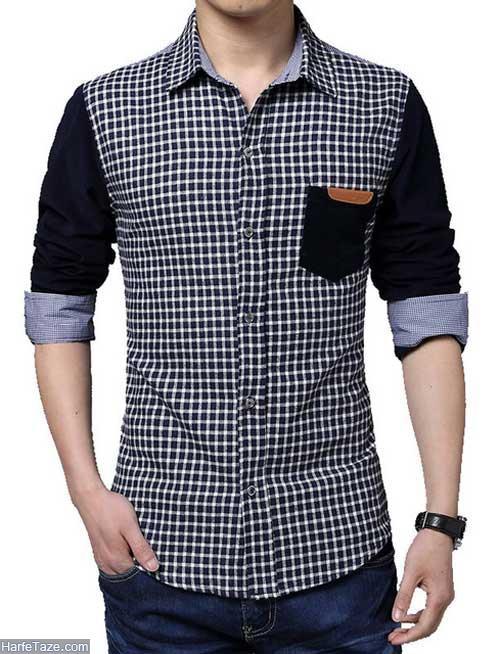 مدل پیراهن مردانه