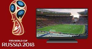 شبکه های پخش کننده جام جهانی ۲۰۱۸ روسیه