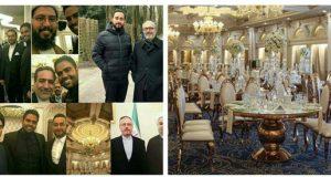 ماجرای جنجالی عروسی پسر سفیر دانمارک و آناشید حسینی