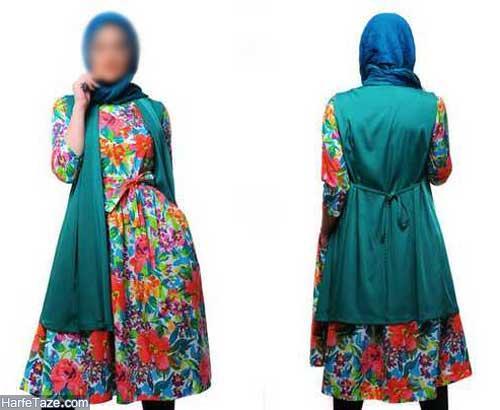 مانتو سنتی ایرانی