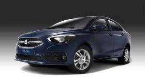 مشخصات فنی و عکسهای خودرو سایپا رهام