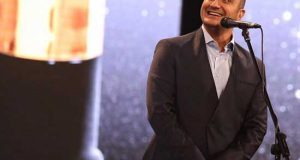 عکسهای بازیگران در مراسم جشن حافظ 97 + اسامی برندگان