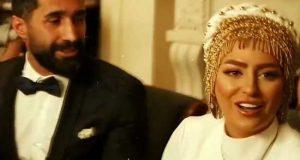 فیلم و عکسهای عروسی و ازدواج هادی کاظمی و سمانه پاکدل