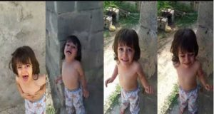 ماجرای شکنجه نازنین زهرا دختر بچه مرندی توسط پدرش