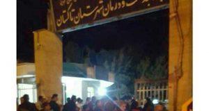 ماجرای خون گیری از دانش آموزان مدرسه ای در تاکستان