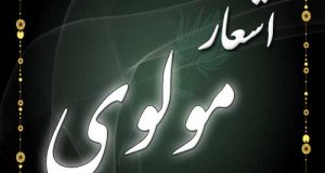 اشعار عاشقانه مولانا + عکس پروفایل اشعار مولانا