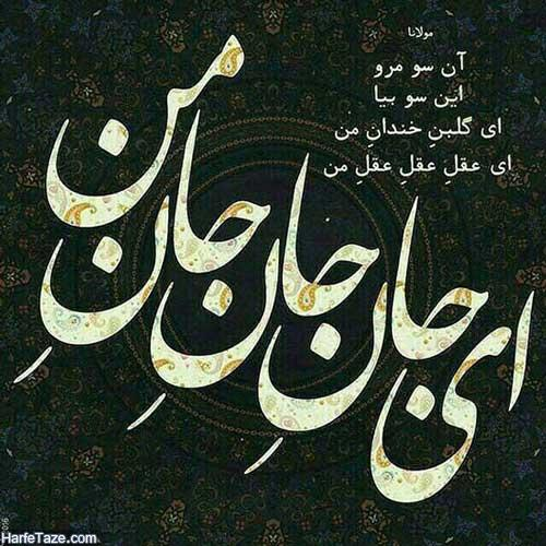 اشعار مولانا