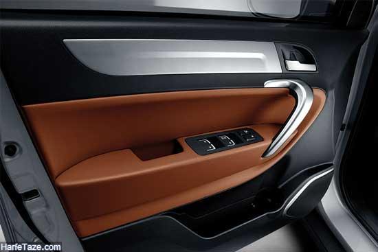 خودروی جک S5