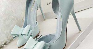 مدل جدید کفش پاشنه بلند مجلسی 2019
