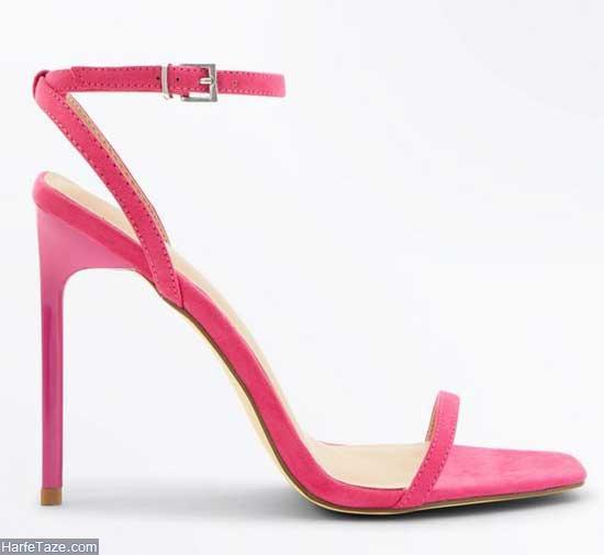 مدل کفش پاشنه بلند