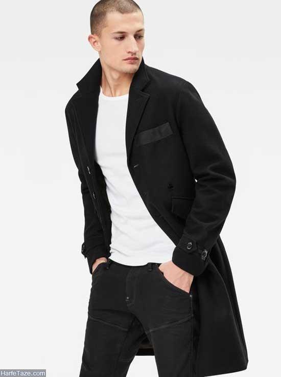 مدل پالتو مردانه
