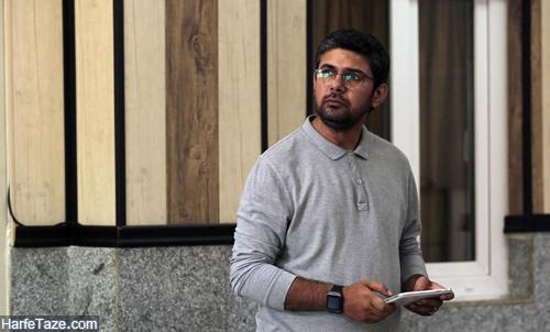 محسن بهرامی