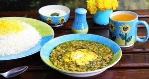طرز تهیه باقالا قاتق غذای محبوب گیلانی