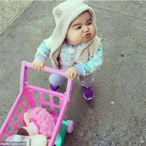 عکس پروفایل بچه