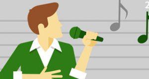 تعبیر دیدن آواز خواندن (خوانندگی) در خواب