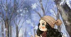 متن و عکس نوشته زمستانی برای پروفایل + متن عاشقانه زمستان