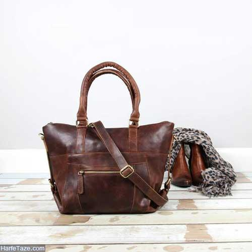 کیف چرم زنانه