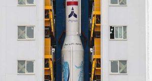 جزئیات و عکسهای پرتاب ماهواره پیام به فضا
