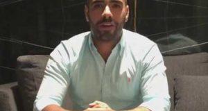 فیلم کتک خوردن و دستگیری ساشا سبحانی