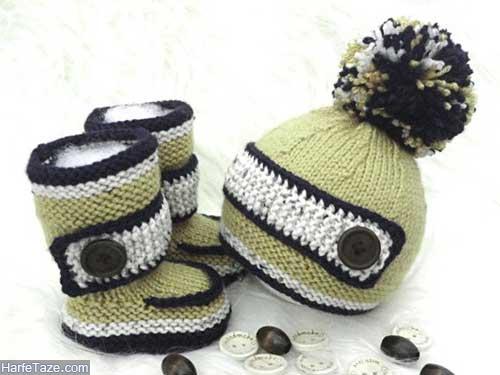 ست کلاه و پاپوش