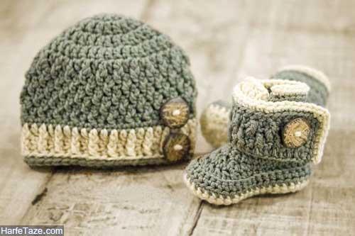 ست پاپوش و کلاه