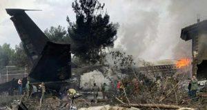جزئیات و عکسهای سقوط هواپیمای بوئینگ ارتش در کرج
