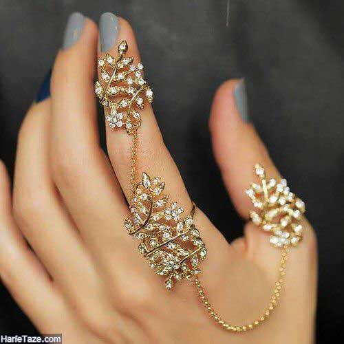 انگشتر چندتایی