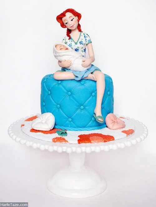 کیک روز مادر