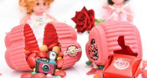 آموزش درست کردن جعبه شکلاتی قلب سورپرایز