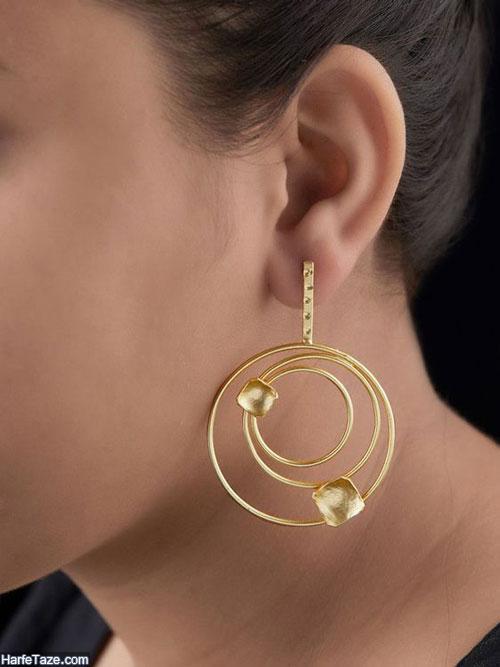 گوشواره حلقه ای