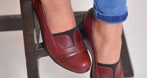 جدیدترین مدل کفش چرم زنانه سال ۹۸