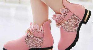 مدلهای کفش عید دختر بچه برای نوروز ۹۸