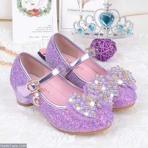 کفش عید دختربچه