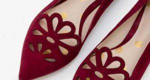 مدل کفش مجلسی تخت زنانه برای نوروز ۹۸