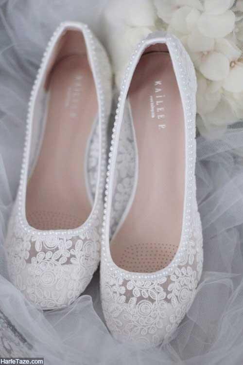 کفش مجلسی تخت