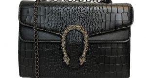 مدلهای کیف دستی زنانه مشکی سال ۹۸
