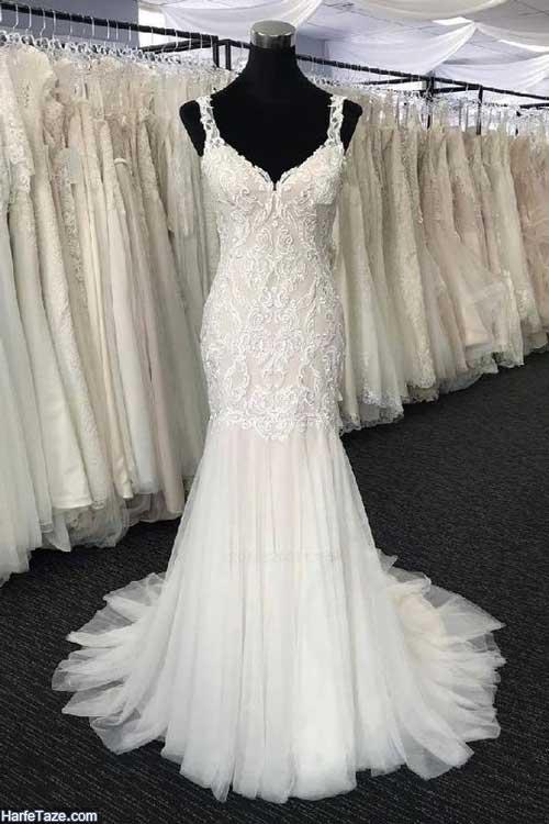 لباس عروسی جدید