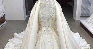 مدلهای خاص و جذاب لباس عروسی جدید 98