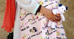 مدلهای مانتو بارداری شیک و جدید 1398