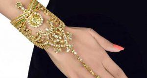 شیک ترین مدل تمیمه دست طلا
