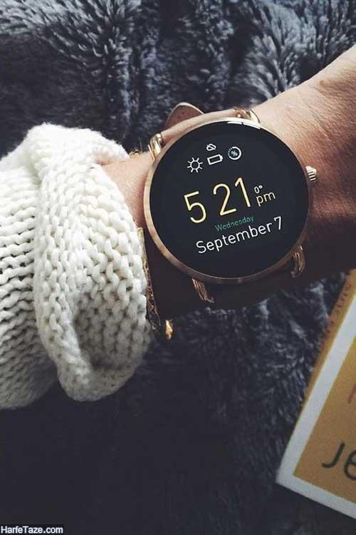 ساعت مچی دخترانه