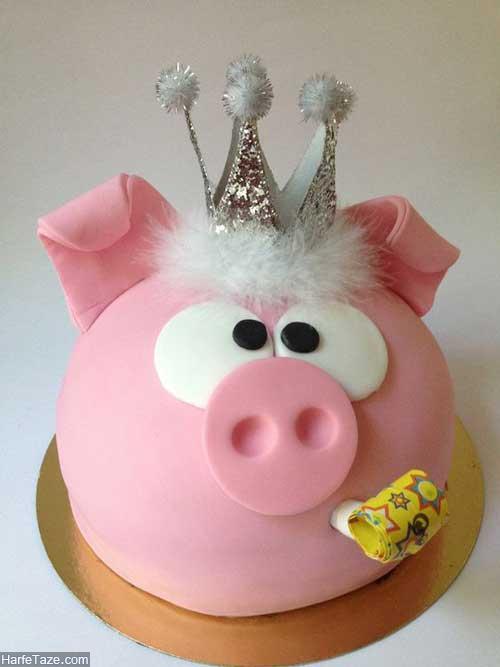 کیک خوک