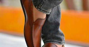 مدلهای کفش کالج مردانه 2019 - 1398