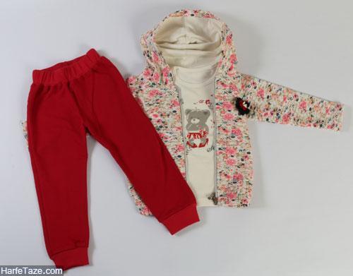 لباس عید نوزادی