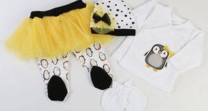 مدلهای لباس عید نوزادی دخترانه نوروز 98
