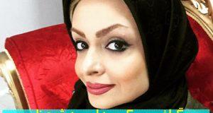 بیوگرافی و عکس های مهشید ناصری همسر دوم هدایت هاشمی