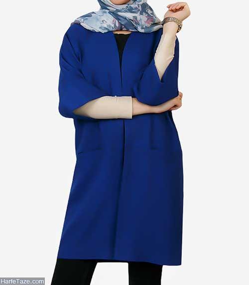 مدل مانتو شیک دخترانه زنانه 2019