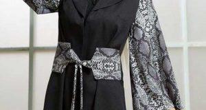 مدلهای مانتو پوست ماری | مد عید نوروز 98