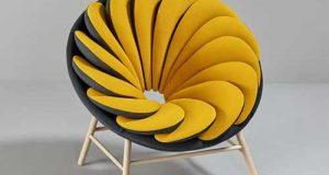 مدل صندلی خلاقانه برای دکوراسیون منزل و محل کار